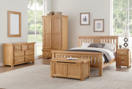 Newbridge 5' Bed High End