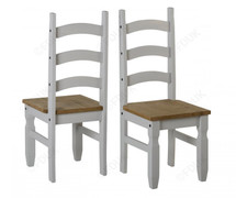 Corona Dining Chair-Grey