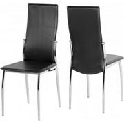 Berkley Dining Chair-Black
