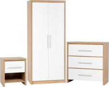 Seville Bedroom Set-White
