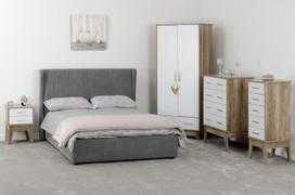 Amelia 4'6 Plus Bed