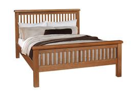 Oscar Slatted 6' Bed