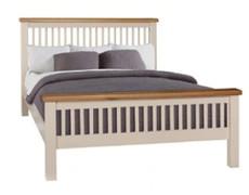 Juliet 4'6 Slatted Bed