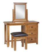 Aintree 3 Drawer Dressing Table