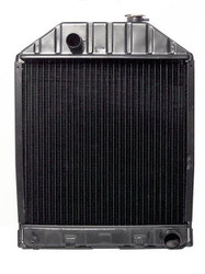 RADIATOR Ford 5000 5100 5600 6600 Tractor
