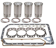 BASIC INFRAME OVERHAUL KIT John Deere 2030 2440 Tractor 4.02 Standard Bore