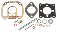 Basic Carburetor Repair Overhaul Kit JI Case L and LA Tractor