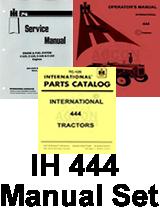 SET INTERNATIONAL FARMALL C TRACTOR OWNER OPERATOR PARTS MANUALS CATALOG BOOK