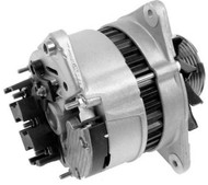 ALTERNATOR NEW LUCAS W/PULLEY Ford New Holland Tractors Skidsteer Loaders