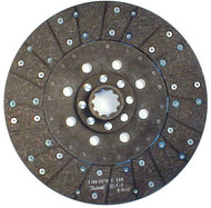 CLUTCH DISC Ford 5000 5110 5200 5700 6410 6600 6610 6640 6700 6710 7000 7100