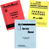 FARMALL M MV SERVICE OPERATORS OWNERS PARTS Manual IH