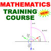 BASIC MATHEMATIC ALGEBRA MATH TRAINING COURSE MANUAL CD