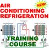 AIR CONDITIONING REFRIGERATION TRAINING MANUAL COURSE