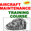 AIRCRAFT MAINTENANCE REPAIR TRAINING COURSE MANUAL CD