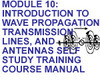 INTRODUCTION TO WAVE PROPAGATION, TRANSMISSION LINES,