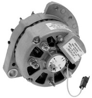 ALTERNATOR NEW W/PULLEY & FAN New Holland L225 L250 L255 L325 L35 L425 L445