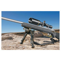 "BLACKHAWK! Sportster/TraverseTrack Bipod - 13""-23"""
