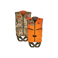 Hunter Safety System Patriot Harness - Realtree XTRA/Hunter Orange