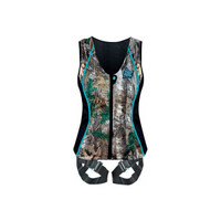 Hunter Safety System Women's Contour Harness - Realtree XTRA