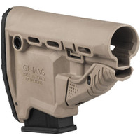 Mako FAB Defense GL-MAG FDE Rifle Buttstock