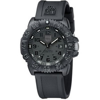 Luminox 3051BO EVO Navy SEAL Swiss Dive Watch Black Out Watch