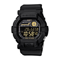 Casio G-Shock GD350-1B Black Watch