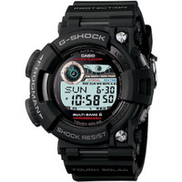 Casio G-Shock GWF1000-1 Atomic Solar Frogman with Tide & Moon Graph Watch