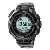 Casio PAW1500T-7V Pathfinder Multi-Band Solar Atomic Ultimate Men's Watch