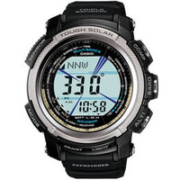 Casio PAW2000-1 Pathfinder Multi-Function Resin Band Solar Watch