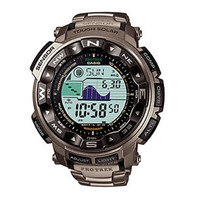 Casio PRW2500T-7 Pathfinder Protrek Solar Atomic Watch
