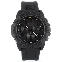 Luminox 3081.BO Colormark Chronograph - Blackout Watch