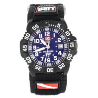 Luminox 3054 Scott Cassell Navy Seal Faststrap Watch