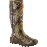 Under Armour Mens Haw Madillo Uninsulated Hunting Mud Muck Boots Camo-Realtree Xtra