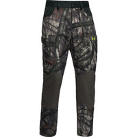 Under Armour Men's ColdGear Infrared Scent Control Barrier Pants 1262327 - Mossy Oak Treestand