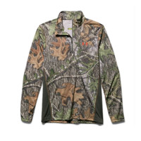 Under Armour Tech Scent Control ¼ Zip - MOSSY OAK