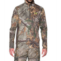 Under Armour Tech Scent Control ¼ Zip - REALTREE AP-XTRA