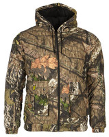 ScentBlocker Commander Jacket - Camo/Realtree Edge