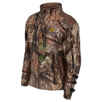 ScentBlocker Dead Quiet Jacket - Camo/Mossy Oak Break-Up Country