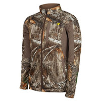 ScentBlocker KnockOut Jacket - Camo/Realtree Edge