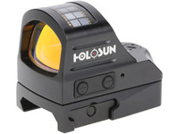 Holosun HS407C Reflex Sight 1x 2 MOA Dot Weaver-Style Mount