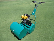 Protea SI430B4SP 17 Inch Heavy Duty Premium Cylinder Reel Roller Mower with Briggs & Stratton 4HP + Smooth Roller