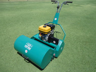 Protea SI510YR 20 Inch Heavy Duty 12 Blade Cylinder Reel Roller Mower with Yamaha 5HP + Rubber Roller