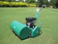Protea SI630 25 Inch Heavy Duty 6 Blade Cylinder Reel Roller Mower with Kohler Engine 6HP + Rubber Roller