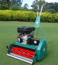 Protea SI630YS 25 Inch Heavy Duty 9 Blade Cylinder Reel Roller Mower with Yamaha 5HP + Smooth Roller