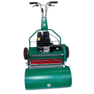 Protea SI630 GOLF 25 Inch 12 Blade Putting Green Mower with Briggs & Stratton 5HP + Wheilie Roller