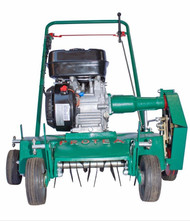 SVG 500 19 Inch Scarifier with Pin Scarifier Cartridge and Briggs & Stratton 5HP 4Stroke Engine