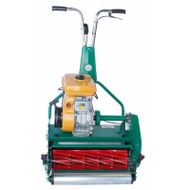 Protea SI630GC 25 Inch Heavy Duty Click Adjuster 12 Blade Cylinder Greens Click Mower with Briggs & Stratton Engine 5HP + Smooth Roller