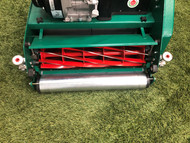 Protea SI630-E Electric 25 Inch 6 Blade Cylinder Reel Roller Mower with Electric 1.1 kW Motor + Smooth Roller