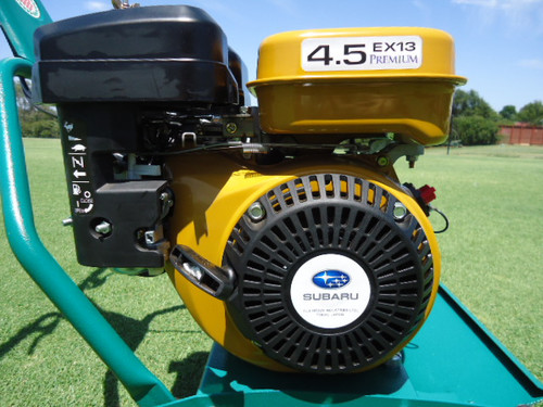 """PROTEA SI430DS  HEAVY-DUTY  17"""" REEL MOWER  WITH SMOOTH REAR ROLLERS"""