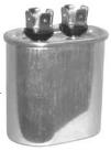 12.5mfd/370-440v Oval Run Capacitor